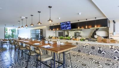 Santiago Hotel Cooking and Nature, um hotel que também é uma escola de cozinha