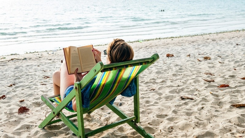 Leituras para se distrair este fim de semana