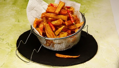 Estas receitas fazem da batata-doce o prato mais divertido à mesa