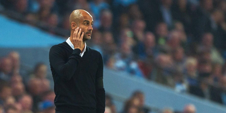 Liga Inglesa: Guardiola eleito melhor treinador do mês de outubro