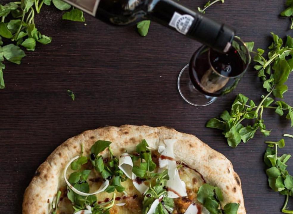 Pizza e vinho do Porto: Uma combinação improvável que deu em campeonato