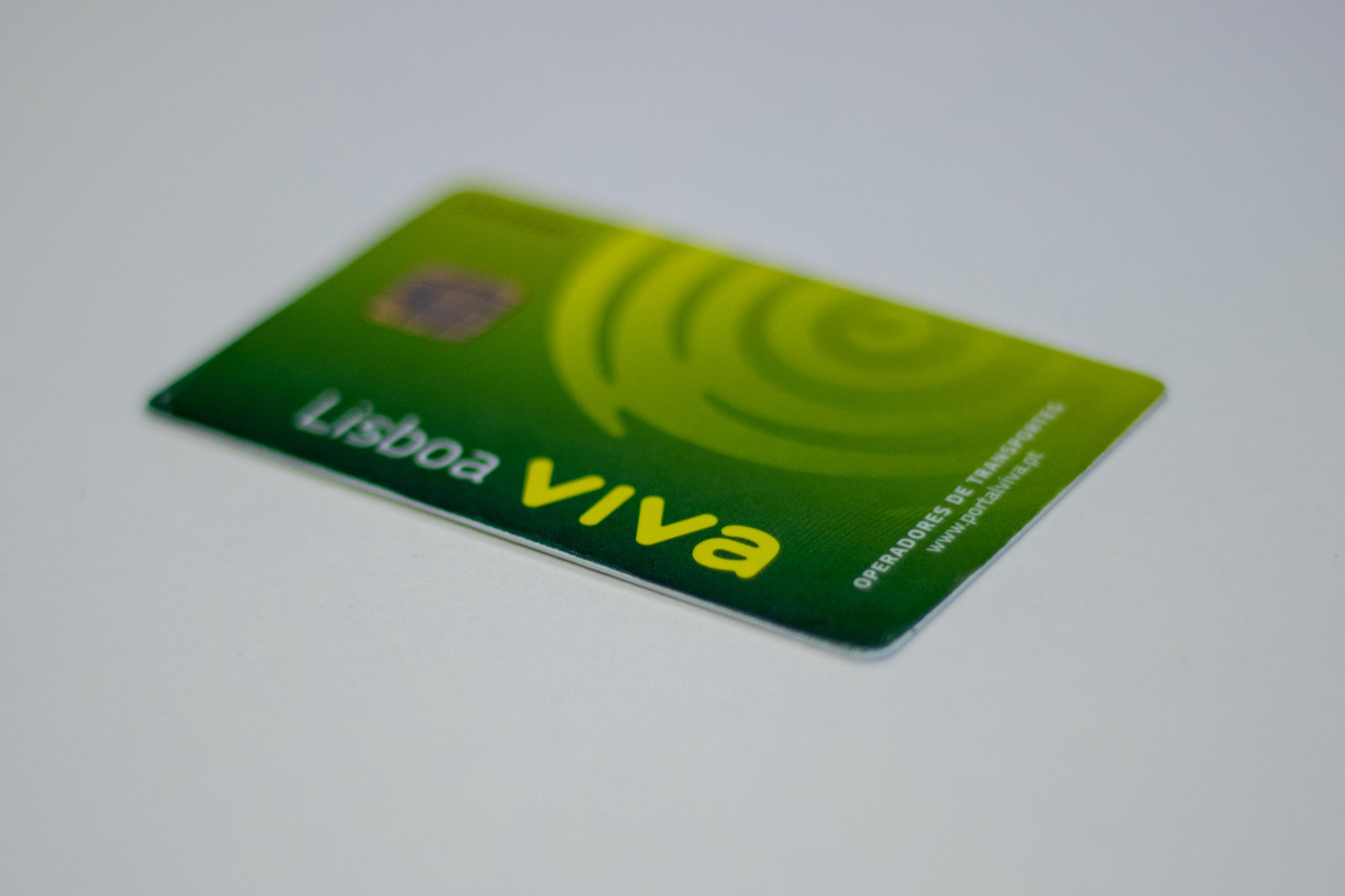 Cartões Lisboa Viva que expiraram em fevereiro podem ser carregados