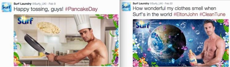 anuncio surf detergente