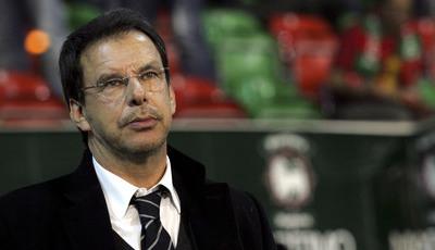 Manuel Machado confiante para o duelo com o Benfica