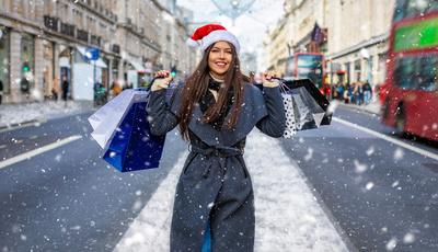 As melhores cidades europeias para fazer compras de Natal