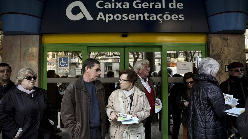 Retenção na fonte do IRS das pensões da Caixa Geral de Aposentações vai ser corrigida em fevereiro