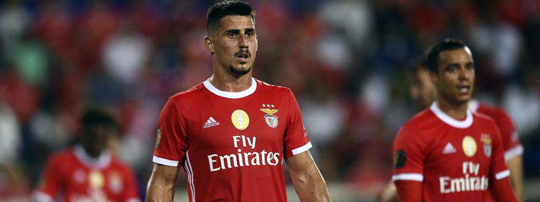 Gabriel renova com o Benfica até 2024