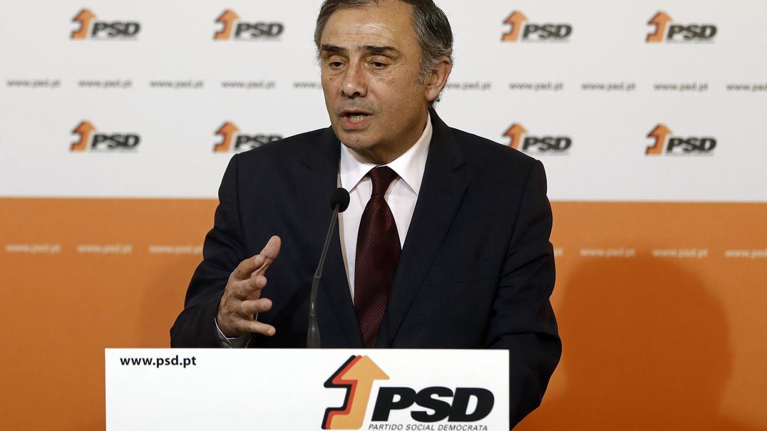 """José Silvano: """"Uma abstenção perto de 70% é preocupante. É tão preocupante que é uma derrota para todos"""""""