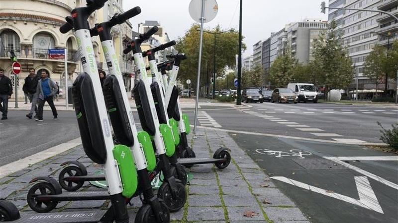 Homem apanhado a conduzir trotinete elétrica em Lisboa com 2,16 g/l de álcool no sangue
