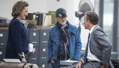 """Spielberg fora da lista negra? Líbano permite estreia de """"The Post"""""""