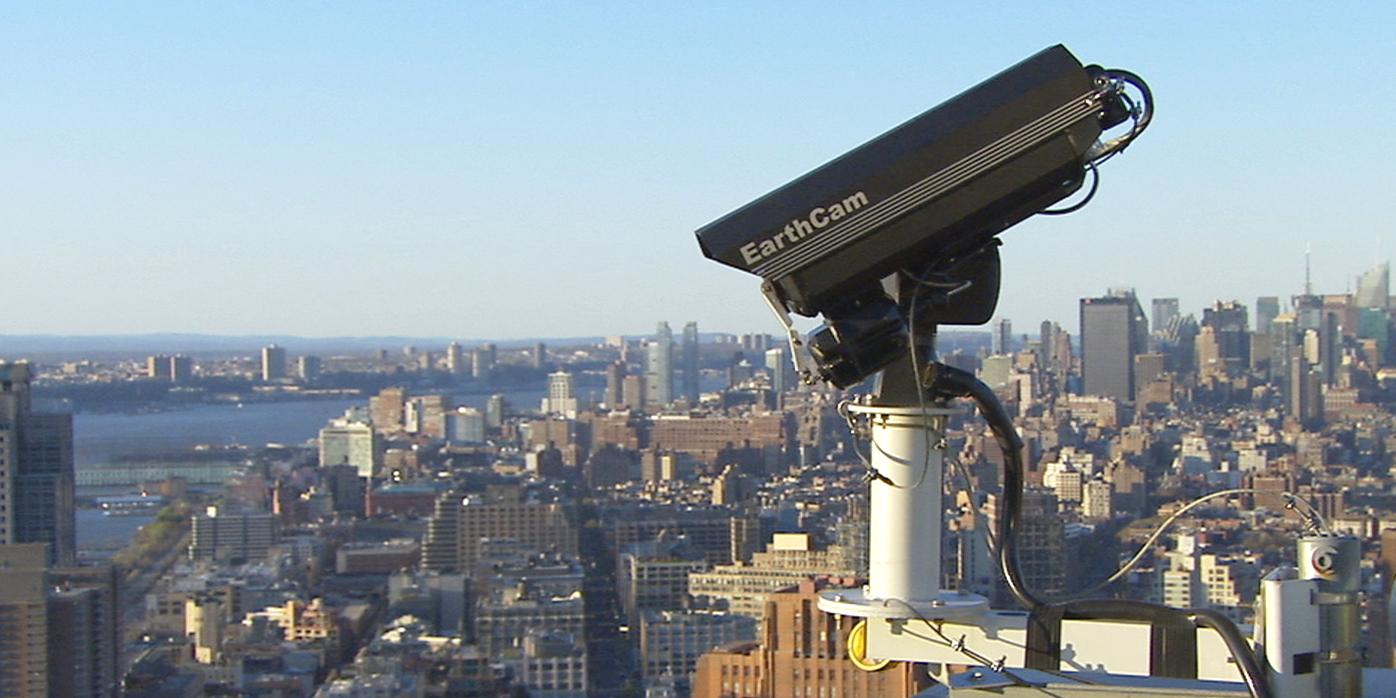 Um olhar sobre o mundo, através de uma webcam