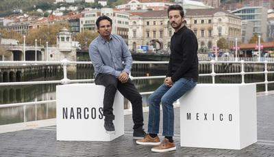 """À conversa com Diego Luna e Michael Peña: a viagem de """"Narcos"""" até ao México"""