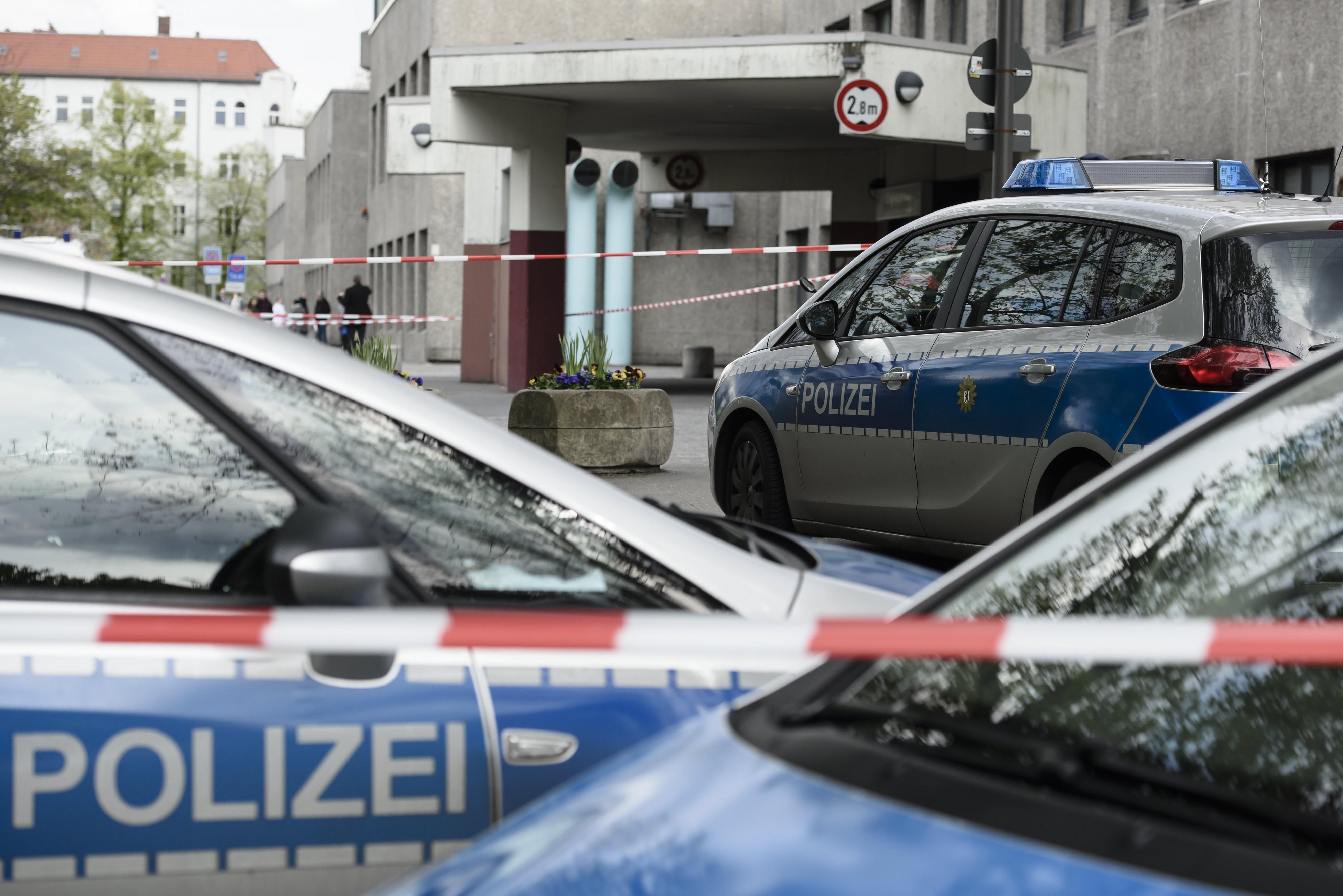 Detido sírio na Alemanha por suspeita de pertencer ao grupo Estado Islâmico