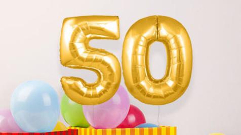 Os novos 50