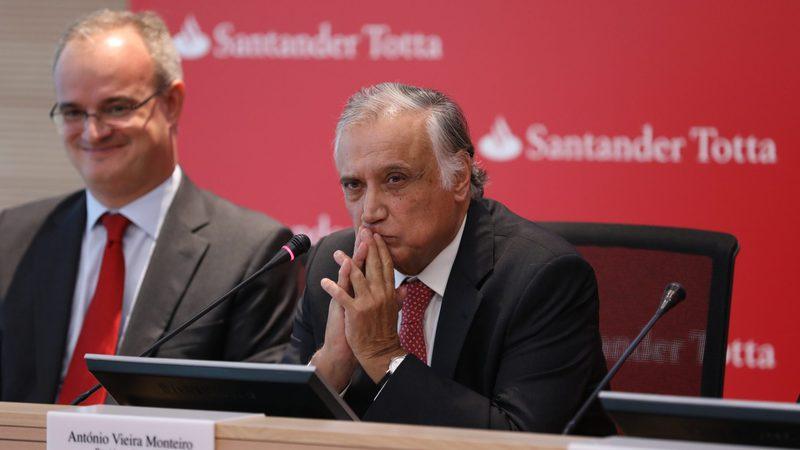 Santander Totta sobe lucros para 124,3 milhões no primeiro trimestre
