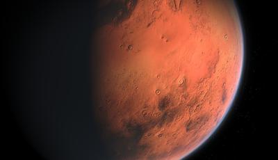 O que diz Marte sobre ele?