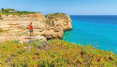 O Melhor Destino para Caminhadas da Europa fica no Algarve