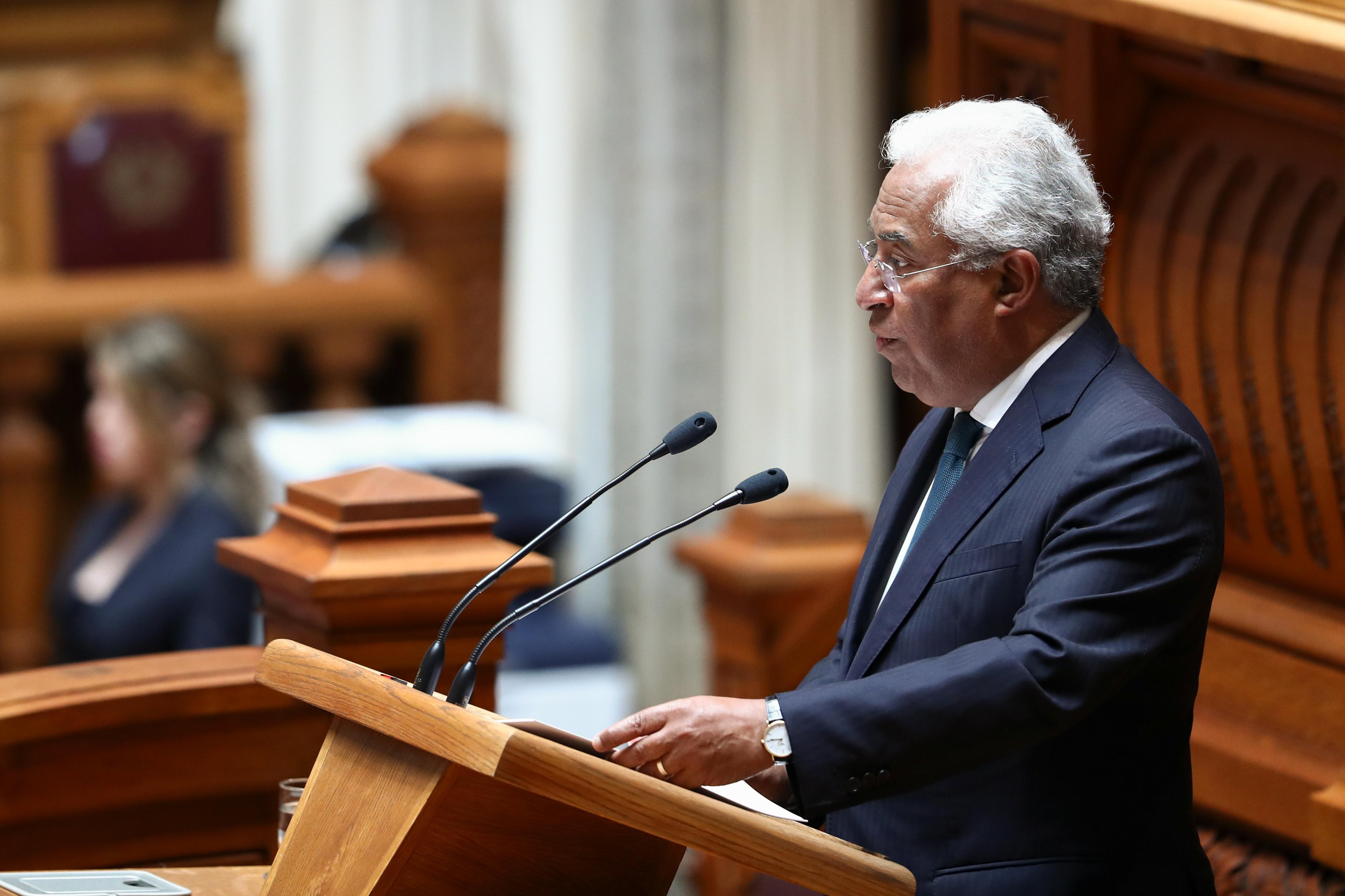 """Costa avisa que Lei de Bases da Saúde sem consenso alargado na AR ou com PR """"tem morte certa"""""""