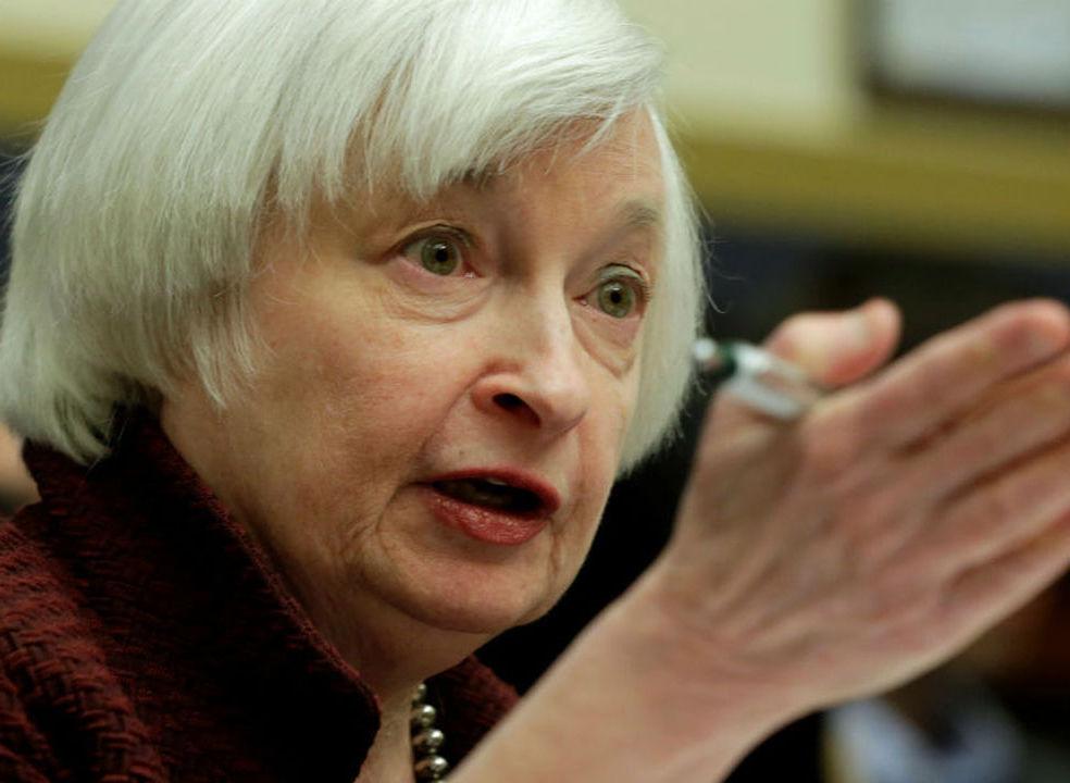 Yellen: Reforma fiscal não vai ter impacto nas subidas dos juros nos EUA
