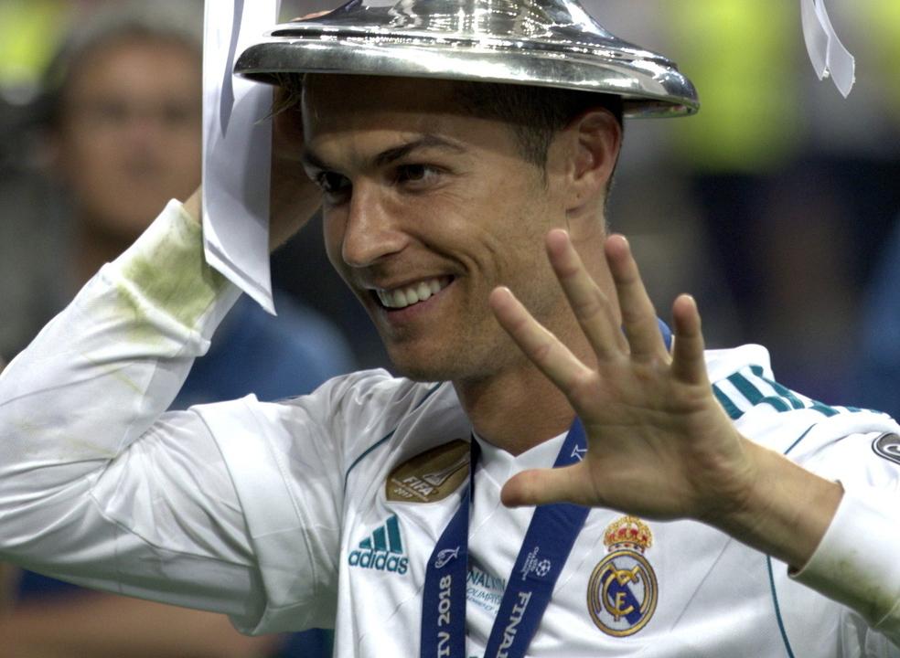 Ronaldo insinua que está de saída do Real Madrid