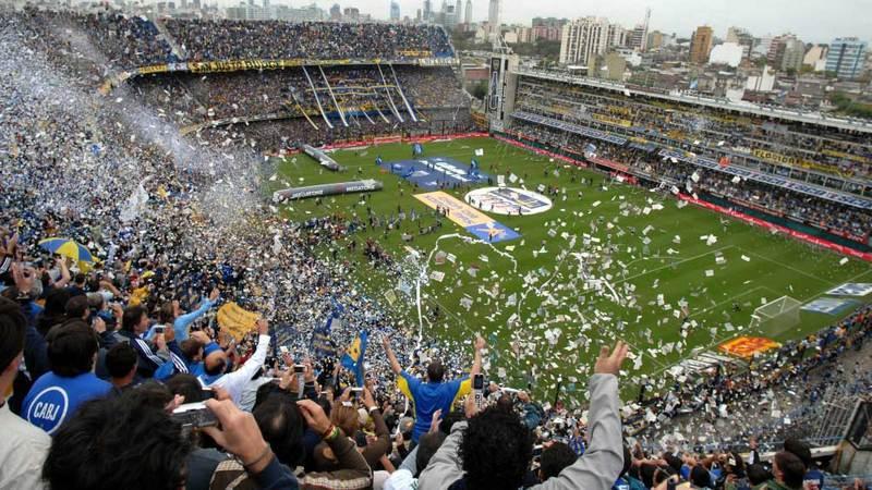 Há um estádio português entre os 30 mais vibrantes do Mundo