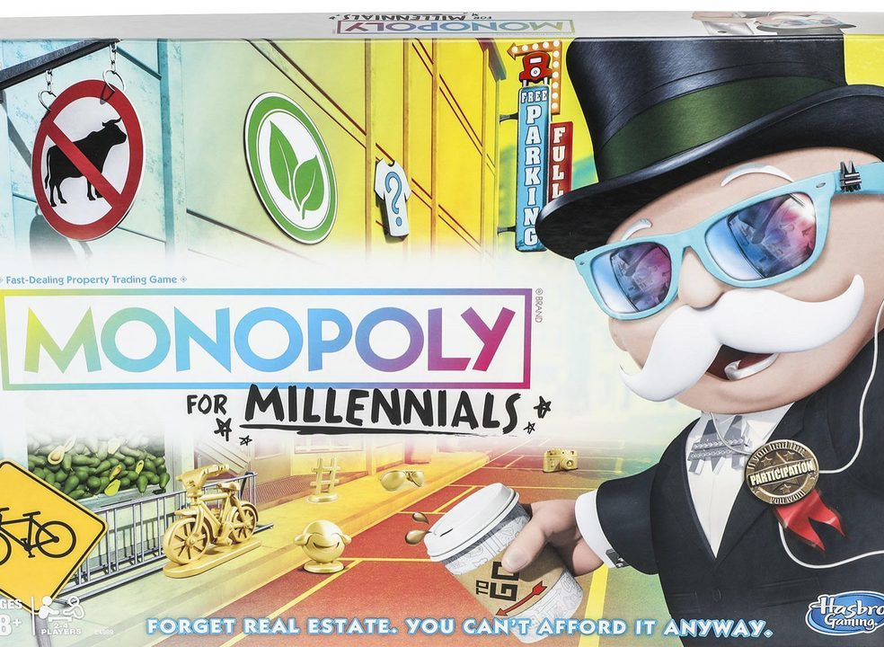 """""""Esquece as casas, já sabes que não as podes pagar"""". No novo Monopólio, em vez de propriedades, os millennials colecionam experiências"""