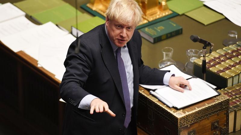 """António Costa deseja a Boris Johnson """"rápida e total recuperação"""" da doença"""