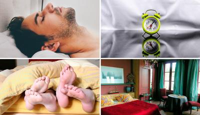 Coisas estranhas que faz enquanto dorme
