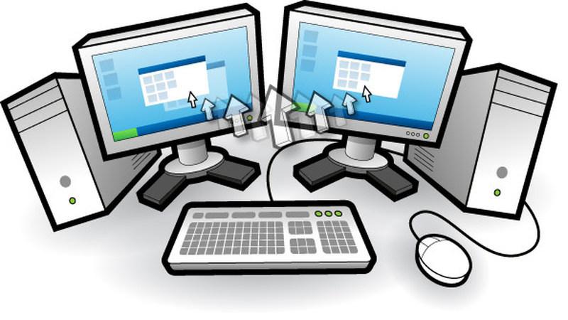 Input Director: Partilhe um rato e teclado com vários computadores