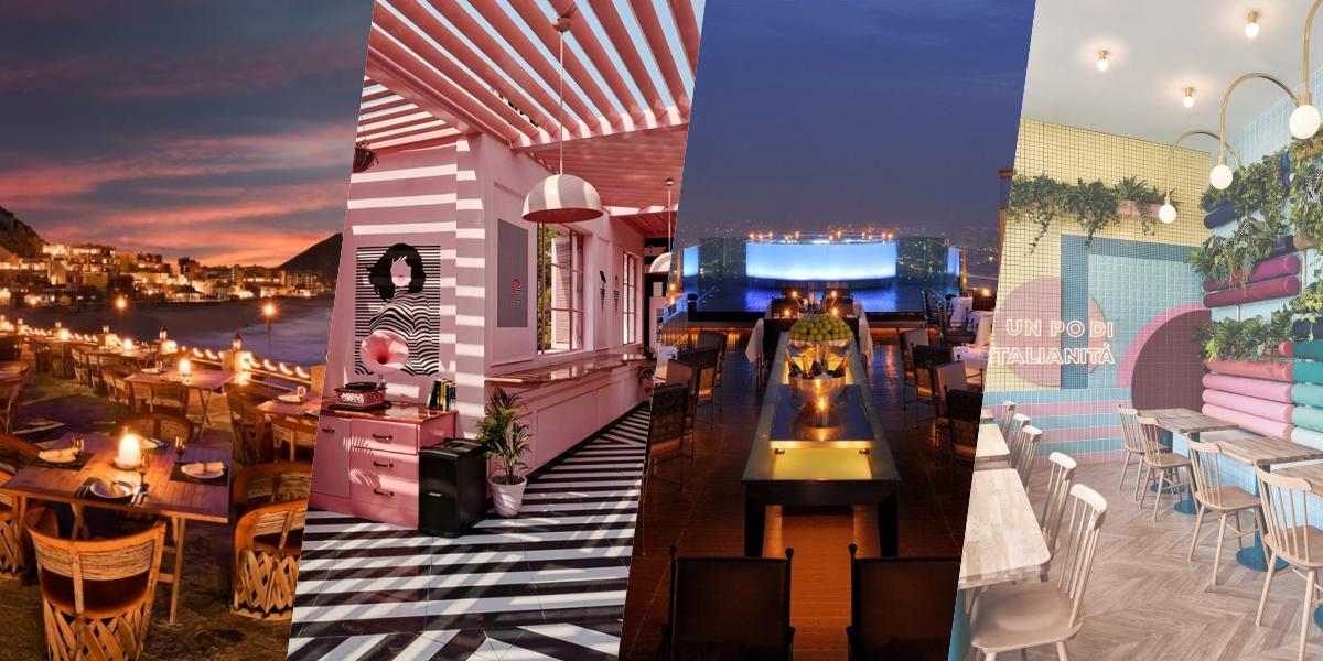 22 dos restaurantes mais bonitos do mundo