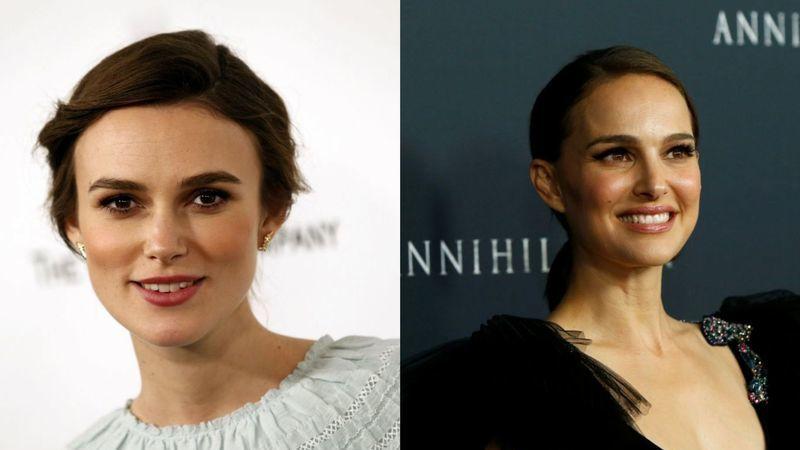 Keira Knightley constantemente confundida com Natalie Portman