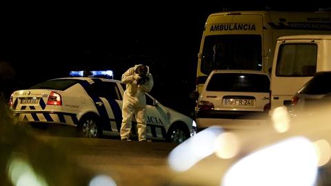Tiroteio em Lisboa faz cinco feridos