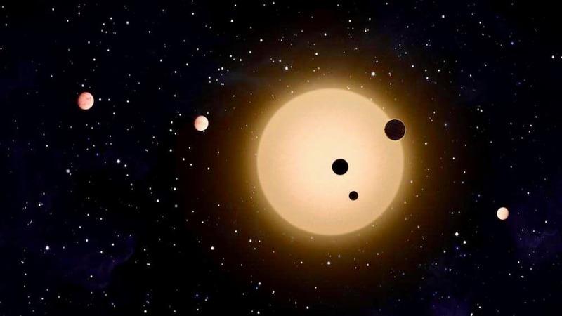 Quantos planetas existem no universo?