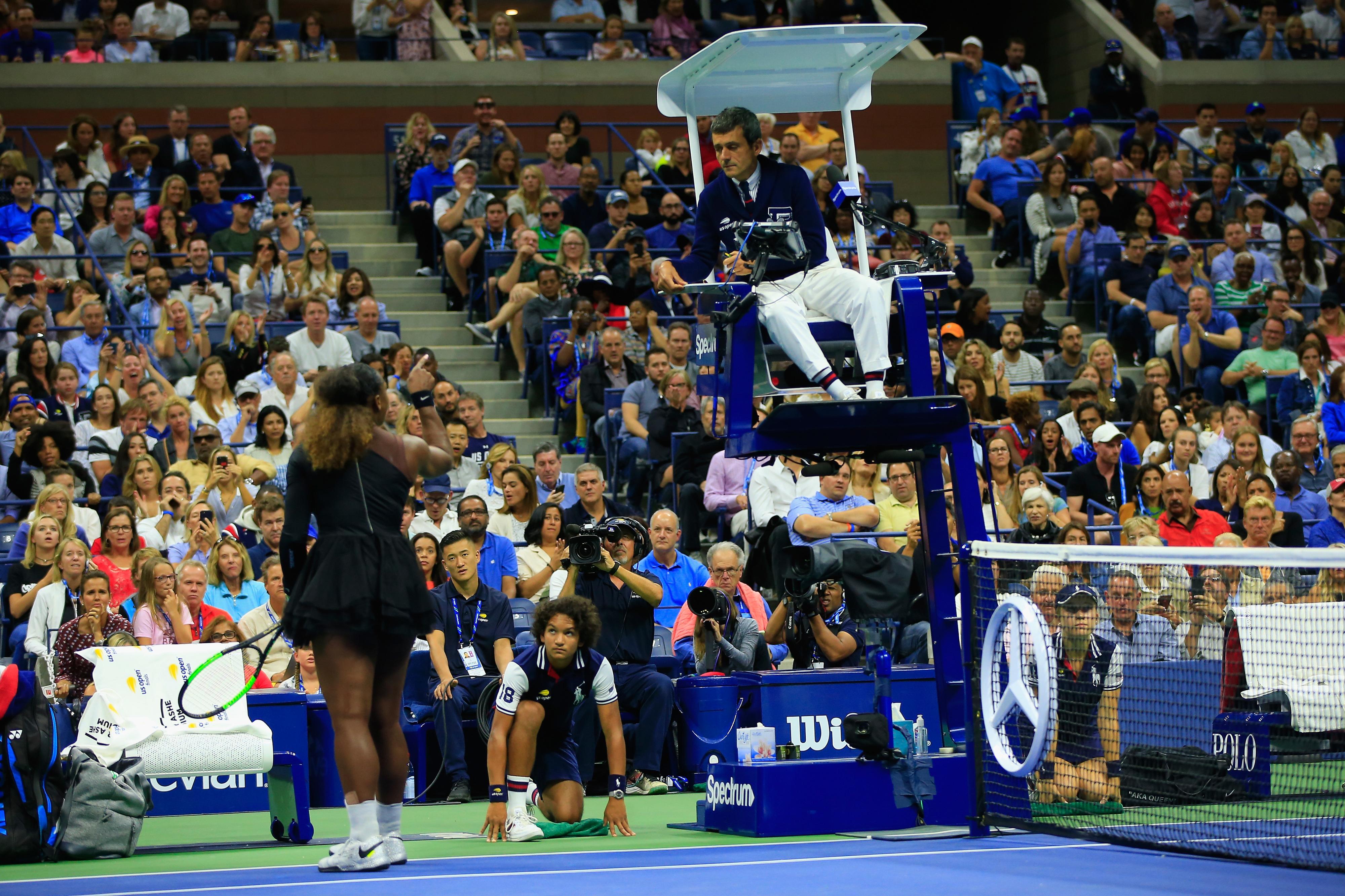 US Open: Carlos Ramos não vai arbitrar nenhum encontro das irmãs Williams