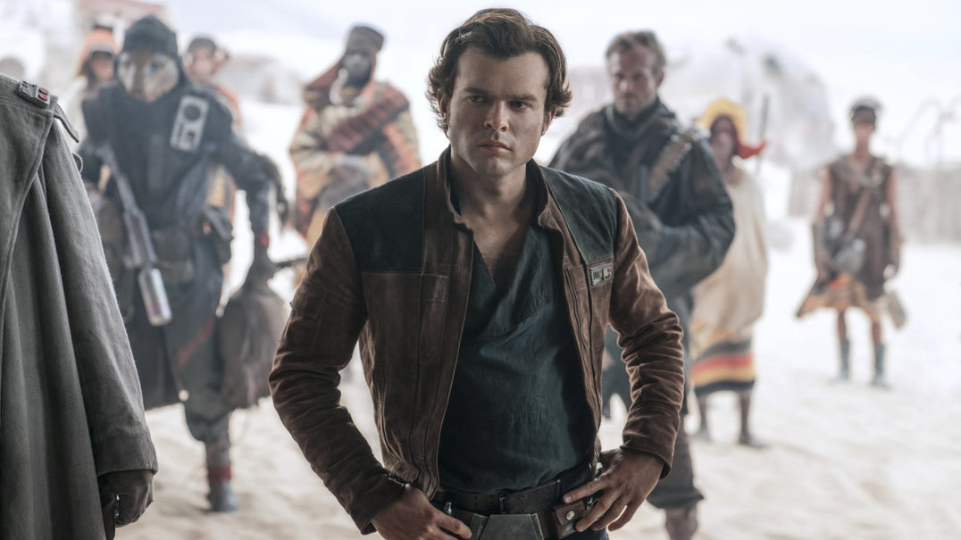 e-Cinema: Han Solo, o maior contrabandista da galáxia, está de volta ao grande ecrã