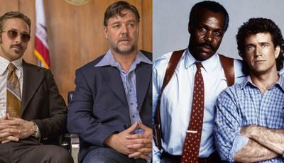 """""""Bons Rapazes"""": As duplas de atores mais célebres do cinema"""