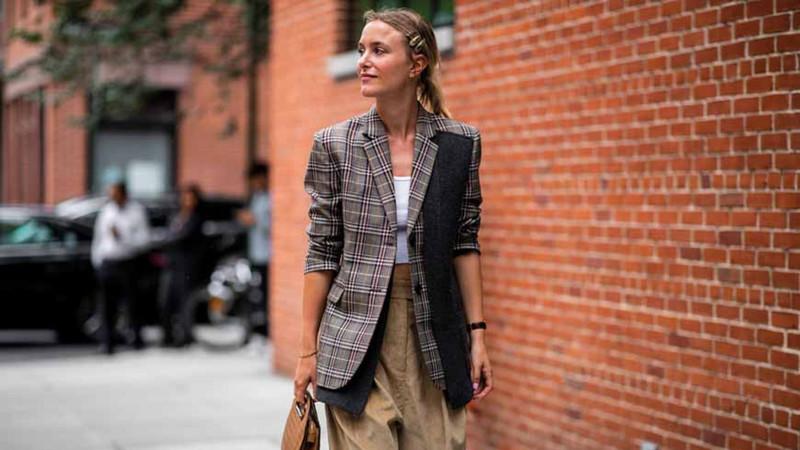 Rebecca Laurey, a americana que faz sucesso como influenciadora de moda