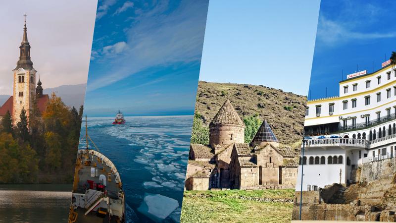 20 melhores lugares para visitar em 2020, segundo a Condé Nast Traveler