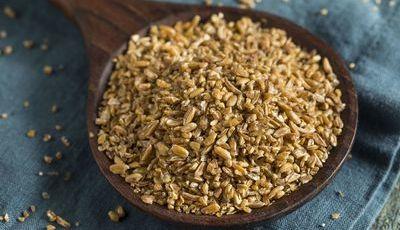 É fácil preparar bulgur, uma alternativa ao arroz e às massas