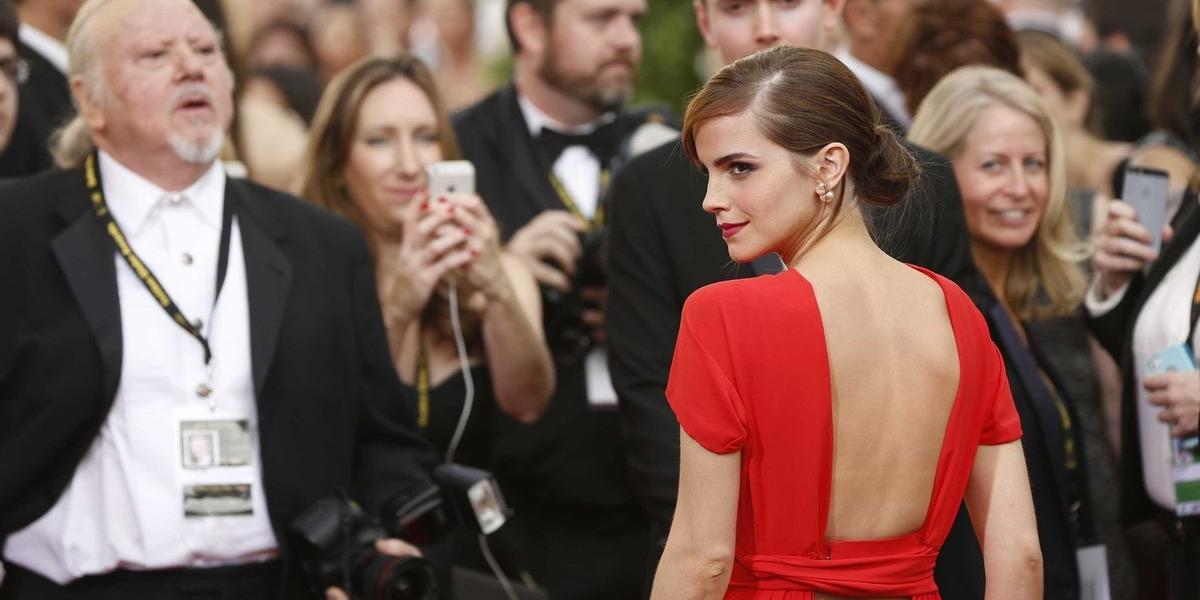 Novo amor? Emma Watson apanhada aos beijos com milionário