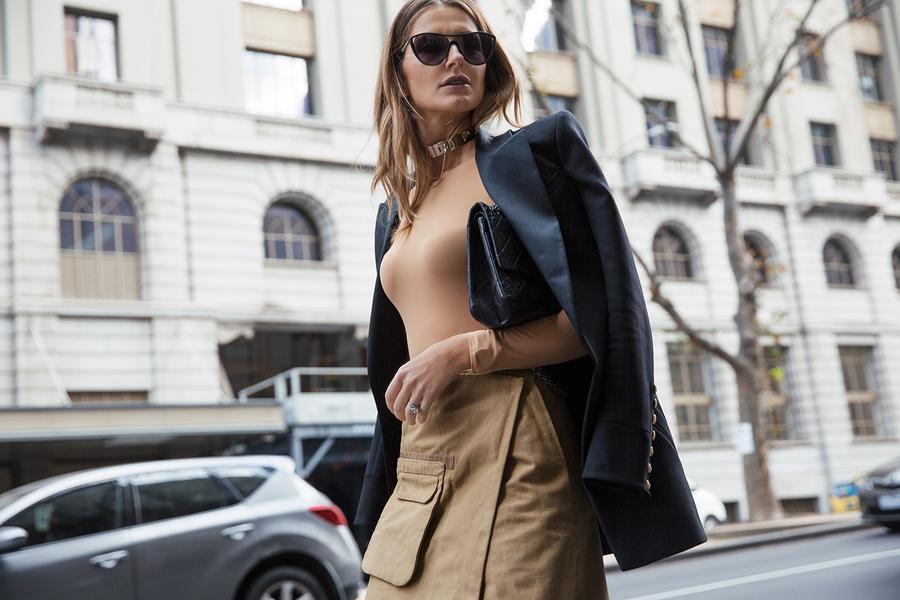 O que deve ignorar nas revistas e blogs de moda