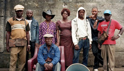 Morreu Augustin Mawangu Mingiedi, líder da banda Konono Nº 1