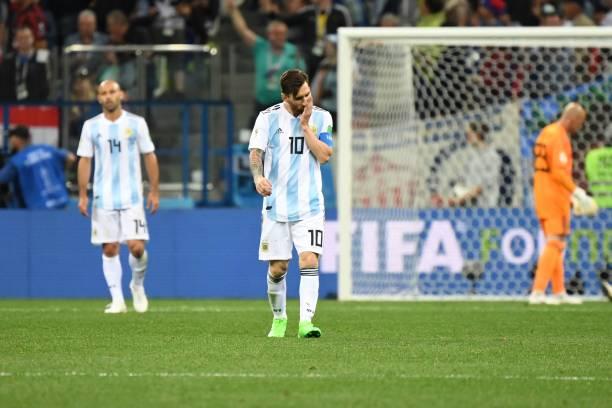 """""""Argentina: crónica de uma morte anunciada."""" Antigos campeões argentinos atiram-se à 'alvi-celeste'"""