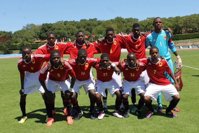 Angola conquista terceira posição da Cosafa