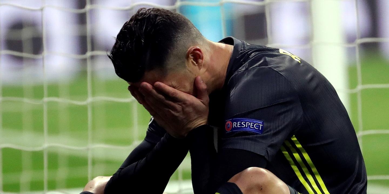 Imprensa espanhola diz que Ronaldo não está feliz em Itália 4caa47e2e0b38