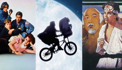 """""""The Breakfast Club"""" faz 35 anos: já mostrou os filmes mais populares dos anos 80 aos seus filhos?"""