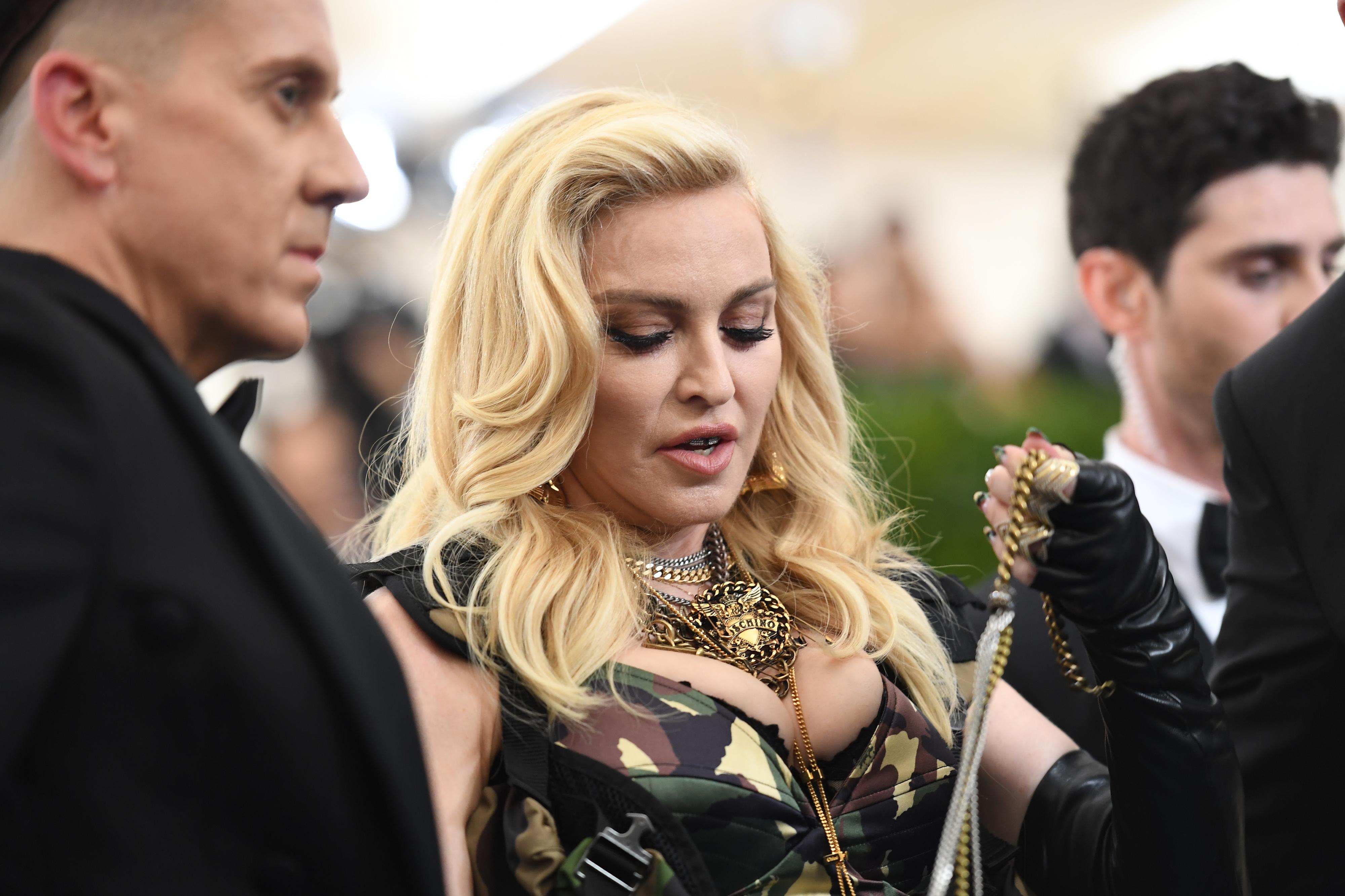 Cesária Évora não aceitou ir cantar no casamento de Madonna