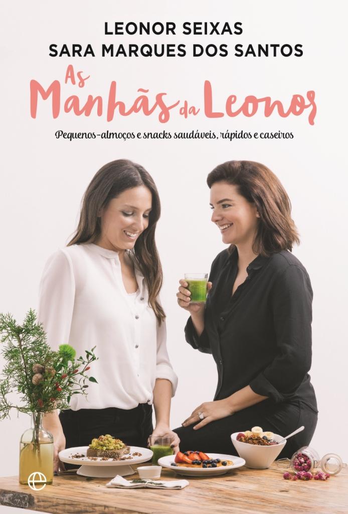 """Livro: """"As Manhãs da Leonor"""" são variadas e ricas à mesa"""