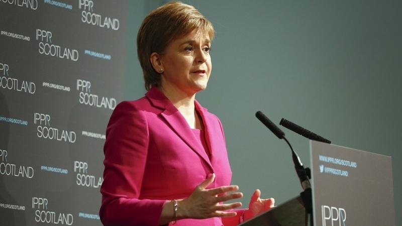 Escócia independente? Nicola Sturgeon quer novo referendo em 2020