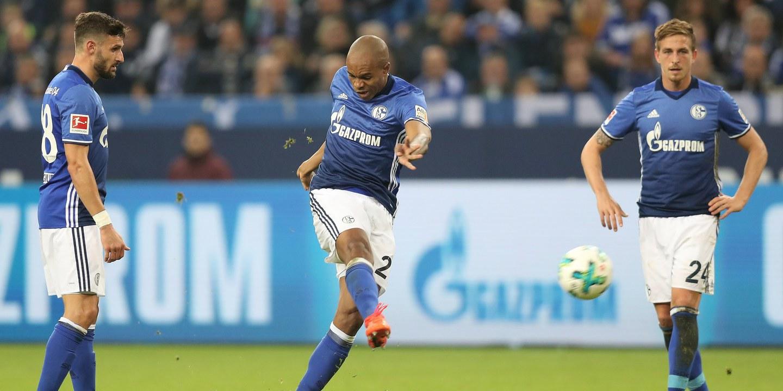 Schalke 04 bate Mainz (2-0) e sobe ao quarto lugar na Alemanha